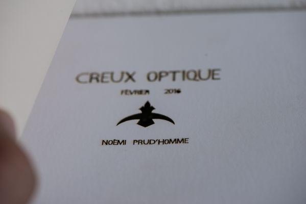 Creux Optique