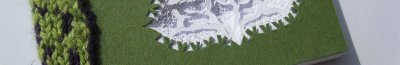 Jacquard Vert l'Infini